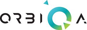 Logo wypożyczalni sprzętu fitness Orbiqa